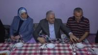 MİHRİMAH BELMA SATIR - Başbakan Sancektepe'de Bir Ailenin İftarına Katıldı