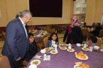 HAKKANIYET - Başkan Baran Orucunu Yetim Çocuklarla Birlikte Açtı