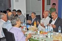 UZUN ÖMÜR - Başkan Özdemir Şehit Ve Gazi Aileleriyle İftarda Buluştu
