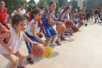 BILYONER - Botaşspor'lu Çocuklardan 'Toplu' Eylem