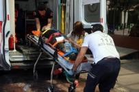 ÖZGÜR SURİYE - Çatışmalarda Yaralanan 3 Suriyeli Türkiye'ye Getirildi