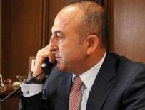REX TILLERSON - Çavuşoğlu'ndan kritik görüşme