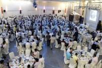 ESNAF VE SANATKARLAR ODALARı BIRLIĞI - Diyarbakır'da Kuyumcu Esnafı İftarda Buluştu