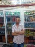 KURUYEMİŞ - Elektrik Sobasının Üzerine Düşen Esnaf Ağır Yaralandı