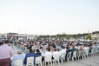AKÜLÜ SANDALYE - Eyyübiye Belediyesinden Yetimlere İftar Yemeği