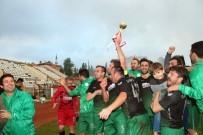 KÜPLÜ - Gökpınar Spor, 1. Amatör Lig'e Çıkan İlk Takım Oldu