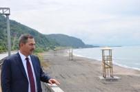 BOĞULMA TEHLİKESİ - Kdz. Ereğli Belediyesi Plajı Bu Yıl Daha Güvenli Olacak