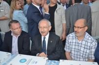 GÜRSEL TEKİN - Kılıçdaroğlu, Sancaktepe Sevgi Sofrası İftarında Vatandaşlarla Bir Araya Geldi