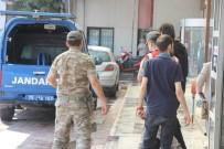 Kırmızı bültenle aranan 5 DEAŞ'lı yakalandı