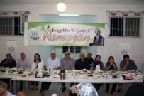 CUMA ÖZDEMIR - Kilis'te Şehit Yakınları Ve Gaziler İftarda Buluştu