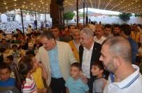 ÖZNUR ÇALIK - Malatya'da Yetim Ve Öksüzlere İftar Verildi