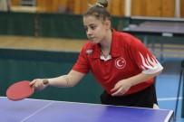 BULGAR - Masa Tenisinde Karışık Çiftlerde Türkiye Üç Madalya Kazandı