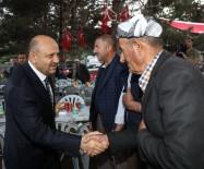 KARA KUVVETLERİ KOMUTANI - Milli Savunma Bakanı Fikri Işık Yüksekova'da