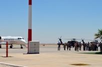MUSTAFA YAMAN - Milli Savunma Bakanı Işık Mardin'de
