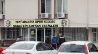 MALATYASPOR - Nurettin Soykan Tesisleri'nin Yıkılıp Yeniden Yapılması İçin Onay Çıktı