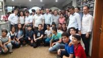 Nusaybin'de TEOG Birincilerine İftar