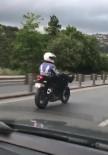 Motosikletçinin Tehlikeli Yolculuğu