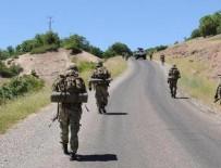 SINIR ÖTESİ - PKK'dan hain saldırı: 9 yaralı