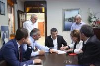 ALI ADA - Sapanca'da 'Turizm Lisesi Ve Uygulama Otel' Projesi Konuşuldu