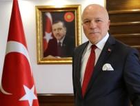 EVRENSELLIK - Sekman Açıklaması 'Türk Kızılayı Aziz Milletimizin Gurur Kaynağıdır'