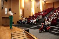 ÇAMAŞIR SUYU - SGM'de 'Doğala Dönüş' Konferansı Gerçekleşti