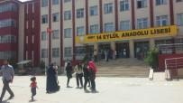 Siirt'te Bursluluk Sınavı Yapıldı