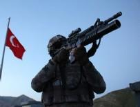 ÖZEL HAREKAT POLİSLERİ - Vatan nöbetinde eller tetikte oruç açıyorlar