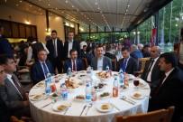 İLLER BANKASı - Yaklaşık 2 Bin Ankaralı AHİD'in İftar Sofrasında Buluştu
