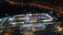 ÖMER KARAOĞLU - Yenikapı'da Efsanelerden 'Ezgi Gecesi' Etkinliği