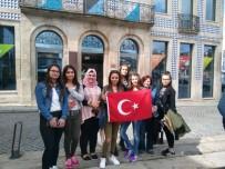 REHBER ÖĞRETMEN - Zübeyde Hanım'ın Öğrencileri Avrupa Stajından Döndü