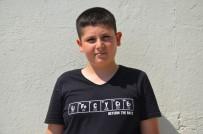 PıRLANTA - 13 Yaşında Spor Kulübü Kurdu, Başkan Oldu