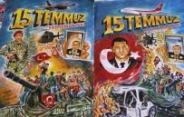 '15 Temmuz Darbe Girişimi' Çizgi Roman Oldu Sponsor Bekliyor
