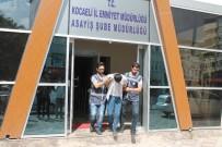 SABIKA KAYDI - 4 İlde Baz İstasyonlarına Dadanan Hırsızlar Kocaeli'de Yakalandı