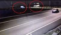 SERVİS OTOBÜSÜ - 5 Kişinin Öldüğü Kaza Kamerada