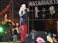 HAVA MUHALEFETİ - 53. Kiraz Festivali Suzan Kardeş Konseri İle Sona Erdi