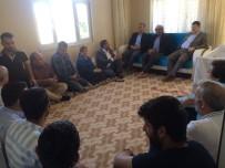 MUSTAFA KAÇMAZ - AK Parti'den 15 Temmuz Şehidin Ailesine Ziyaret
