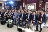 VURAL KAVUNCU - AK Parti İl Başkanı Ali Çetinbaş Açıklaması Kütahya'ya 5 Kat Daha Fazlasını Yapsak Yine De Helaldir, Hakkıdır
