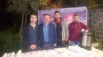 SERKAN YILDIRIM - AK Parti Üyeleri Bu Defa Da Kınık Köyünde Oruç Açtı