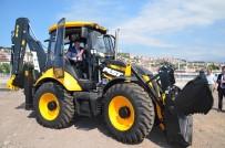 TÜRKIYE BELEDIYELER BIRLIĞI - Alaplı Belediyesi'ne Yeni İş Makinesi