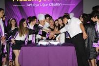 YALIN - Antalya'da Mezuniyet Coşkusu