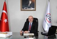 GAYRISAFI - ATO Başkanı Baran Büyüme Verilerini Değerlendirdi