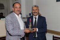 KARAKURT - Başkan Duruay'dan, Yozgatlılar Derneği'ne Ziyaret