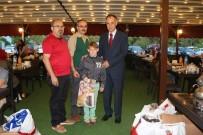 Başkan Türkmen, İftarda Yetim  Çocuklarla Buluştu