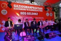 YAŞAR KARADENIZ - Başkan Usta'dan Kastamonu'da 6 Bin Kişilik Kardeşlik İftarı