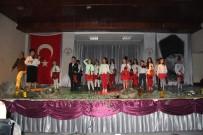 EBRU SANATı - Başkan Uysal Gençler İle Bir Araya Geldi