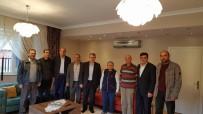 HALIL ELDEMIR - Başkan Yalçın Ve Milletvekili Eldemir'den Akdoğan Ailesine Ziyaret