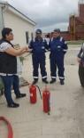 İŞ GÜVENLİĞİ YASASI - Belediye Personeline Yangın Eğitimi