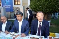 KÜÇÜKÇEKMECE BELEDİYESİ - Bereket Sofraları Atakent'te Kuruldu