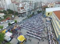 SEVGISIZLIK - Birlik, Beraberlik Ve Kardeşlik Sofrası Gazipaşa Mahallesi'nde Kuruldu