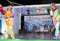 İFTAR ÇADIRI - Bitlis Belediyesinin Ramazan Etkinlikleri Devam Ediyor